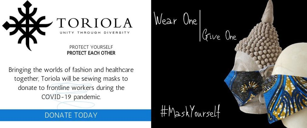 Mask Yourself | Toriola Inc